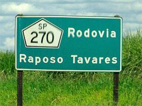 Rodovia Raposo Tavares
